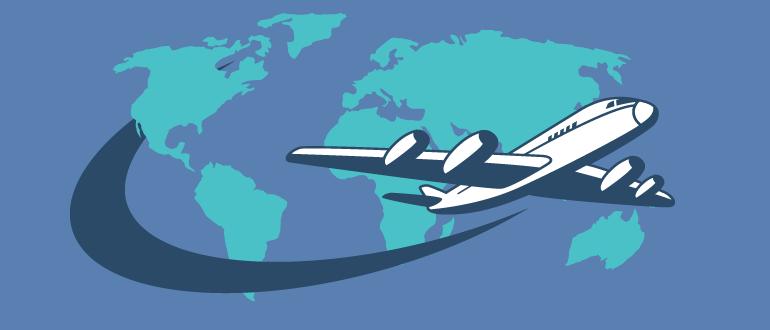 Можно ли летать по территории России по действующему загранпаспорту в 2019 году