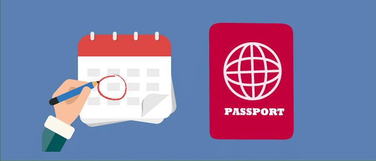Сколько стоит сделать загранпаспорт РФ через турфирму в 2019 году