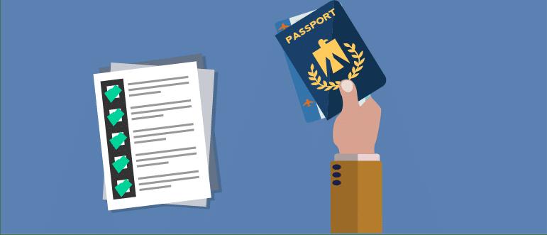 Приблизительный срок действия паспорта для шенгенской визы в 2019 году