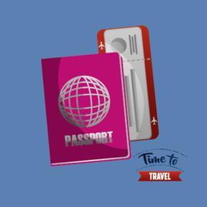 Номер и серия загранпаспорта