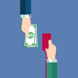 Стоимость услуги в разных финансовых учреждениях