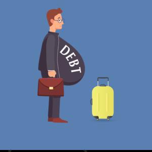 Как выехать за границу с долгами