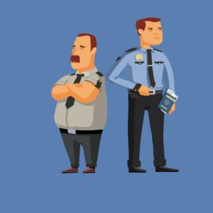 Можно ли полицейским выезжать за границу