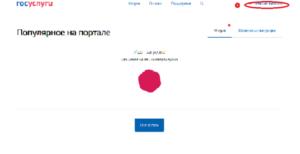 Как выяснить СНИЛС онлайн при помощи портала Госуслуги
